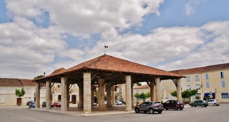 La Halle - Solomiac