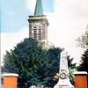 auby église et mt aux morts nord