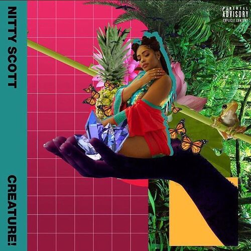 Nitty Scott - Creature! (2017) [Alternative Hip Hop]