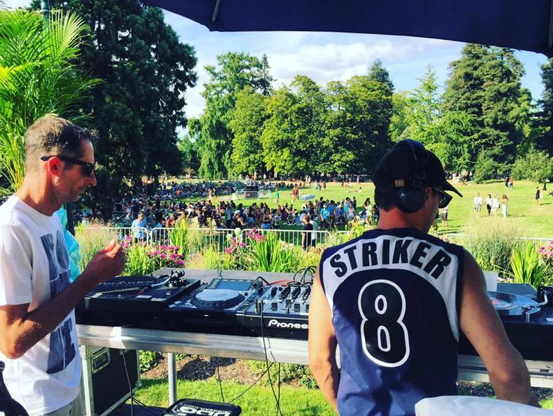 Bordeaux Open Air 2017: la musique électronique dans nos jardins