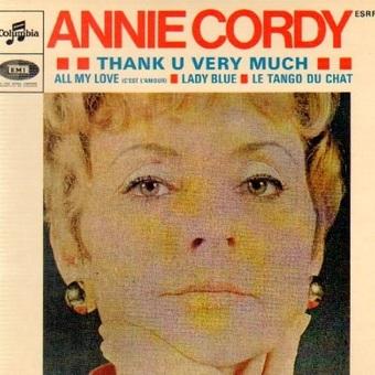 Annie Cordy, 1968