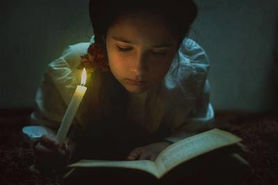 L'enfant qui lit