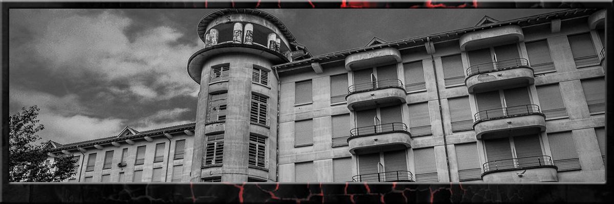 sanatorium urbex urbexgo