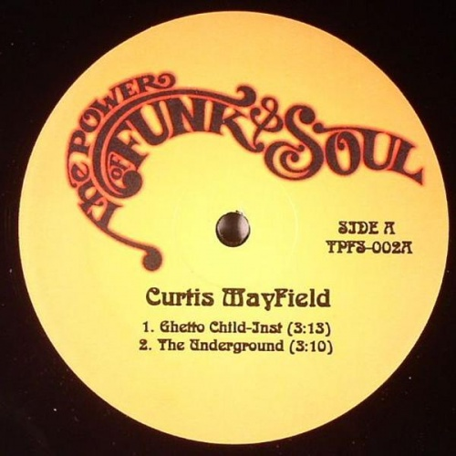 1994 : Single 12 Inch The Power Of Funk & Soul Records TPFS 002 [ US ]