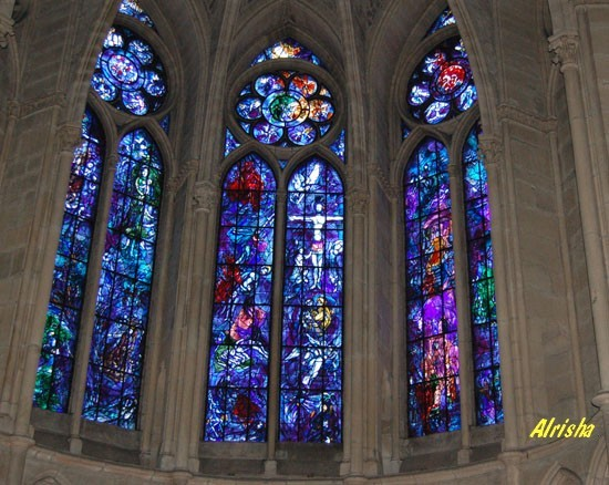 Champagne-Ardenne Marne Reims cathedrale 09