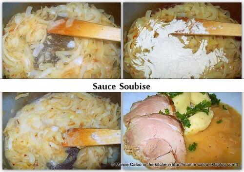 Sauce Soubise