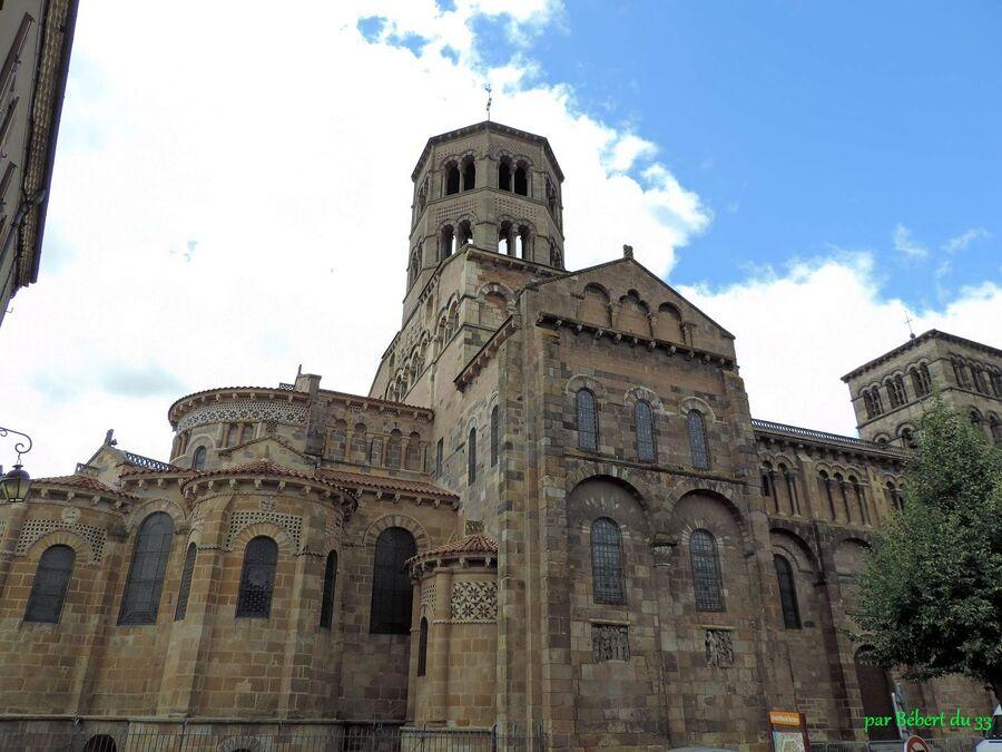 Notre Dame de  à Issoire