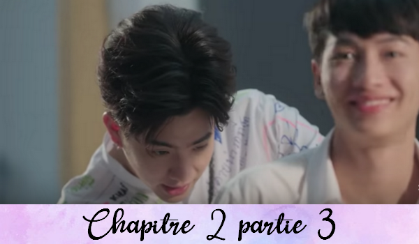 Chapitre 2: A Little Thing Called You - 3ème partie