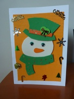 Noël:  arts visuels, calendriers, fabriquer père Noel