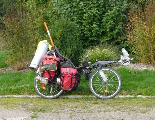 Photos de mon vélo couché Nazca Pioneer