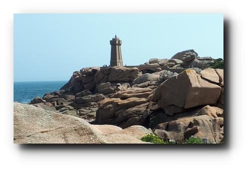 Le phare de Ploumanac'h...
