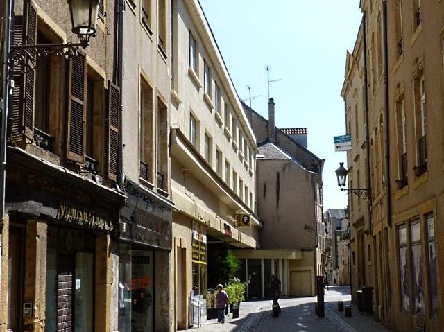 Entre les murs de Metz - 1