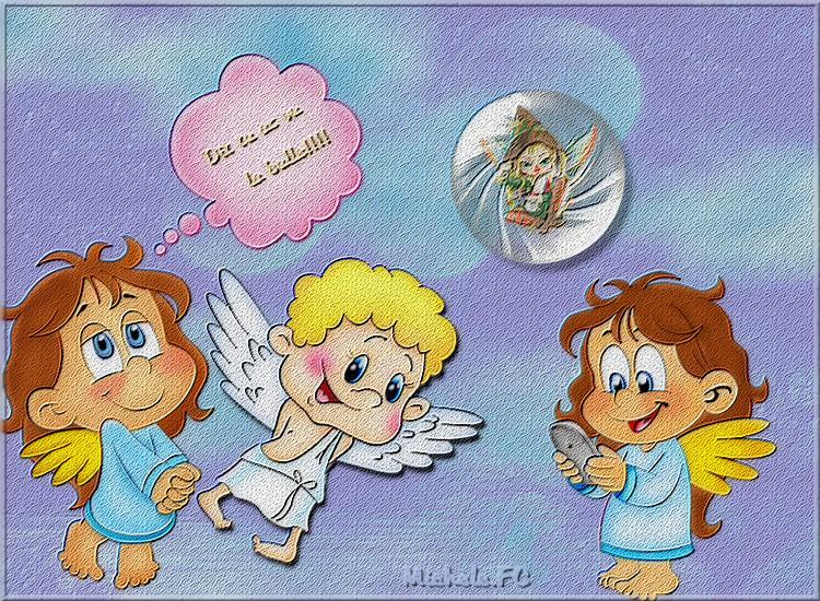 Les Anges chez Babouchka