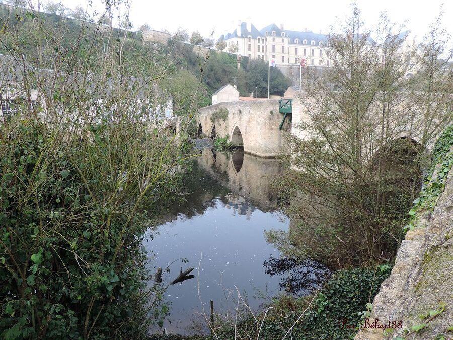 La randonnée à Thouars (79)