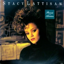 Stacy Lattisaw - Personal Attention - Complete LP