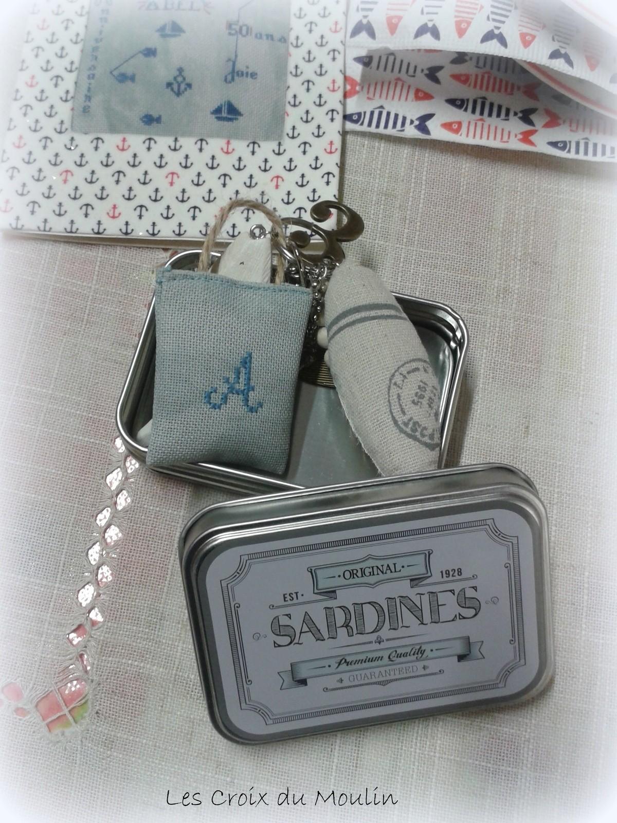 Une boite à sardines bien remplie