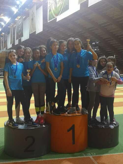 Championnat en salle départemental
