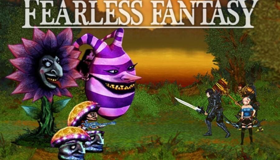 Fearless Fantasy