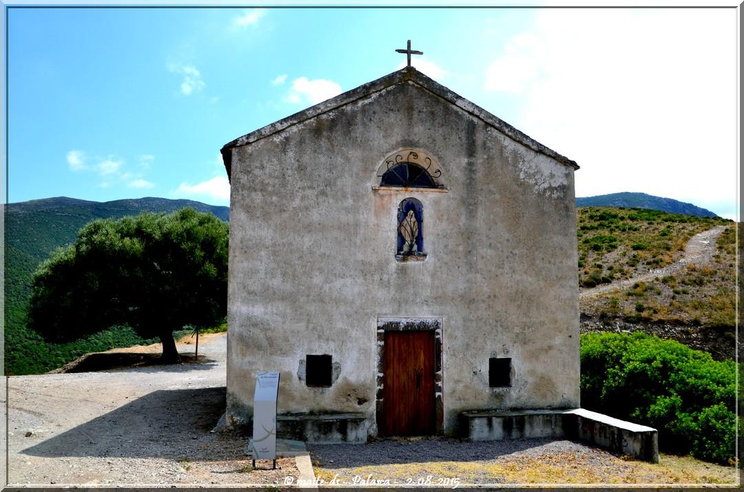 La chapelle de l'Annunziata - Palasca - Corse