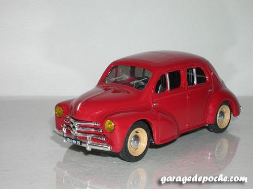 Renault 4cv sport 1955