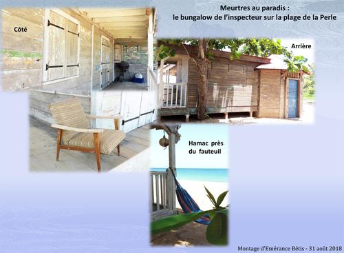 Meurtres au paradis : le bungalow de l'inspecteur