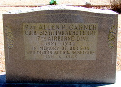 GI's tribute - 513th PIR