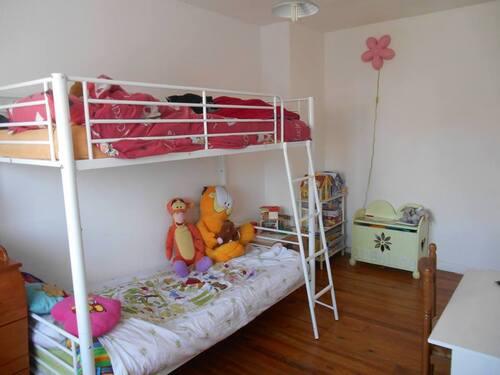 La chambre des princesses