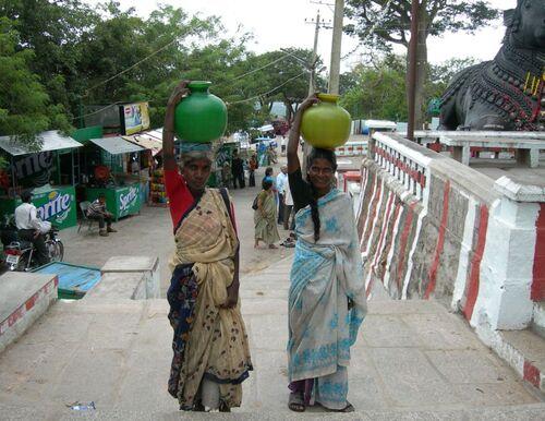 Inde du sud à vélo (Novembre 2009)