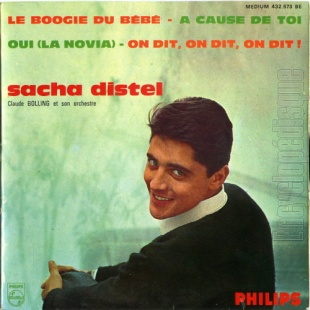 Sacha Distel, 1961