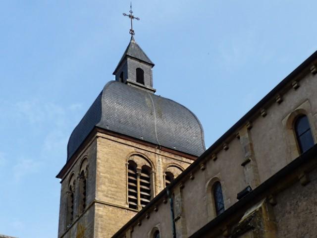 Gorze l'église Saint-Etienne 7 Marc de Metz 2011
