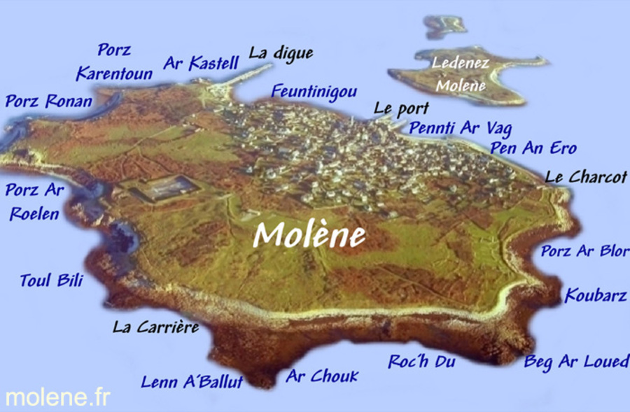 Ile de Molène
