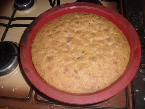 gâteau chocolat/amande pour (encore) utiliser les blanc d'oeufs