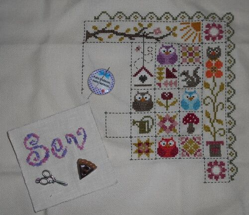 Patchwork Chouette (4)