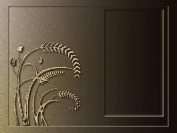 Fonds de cadres or