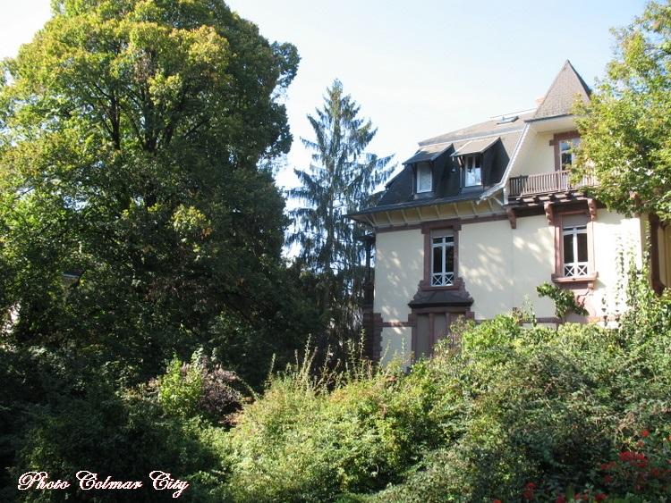 Colmar : Boulevard Saint Pierre 2/2