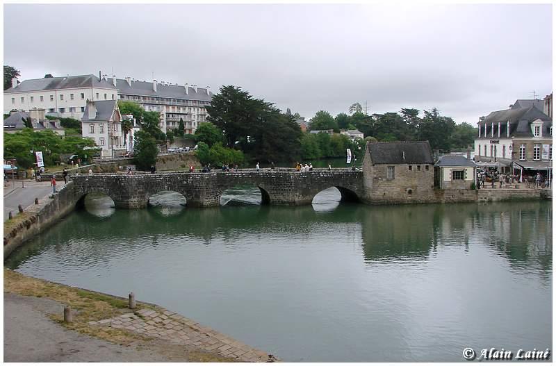 Auray - Port de St Goustan - Morbihan