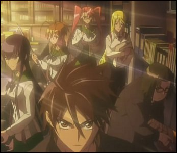 [Anime] High School of the Dead