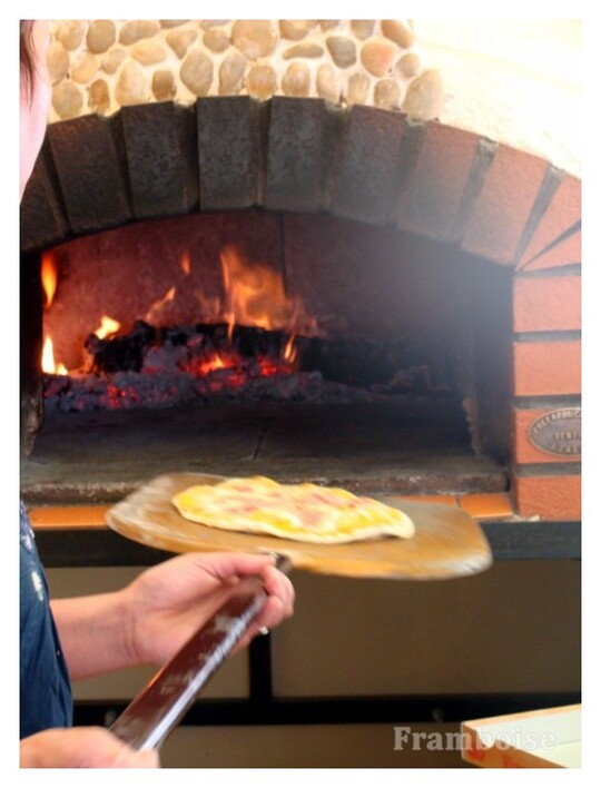 Les Pizzas de la Casa di KIKI