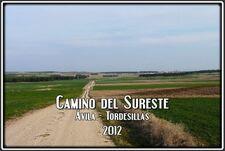 Camino del Sureste Avila → Tordesillas