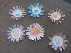 fleurs decoupees