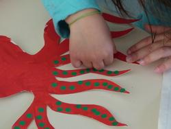 Créer des pieuvres et des poulpes