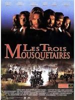 Les Trois Mousquetaires (1993) affiche