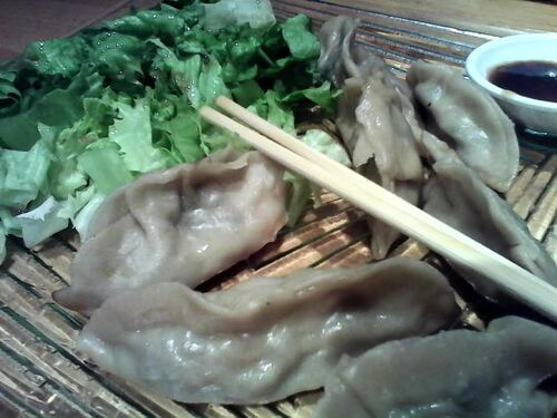 Gyoza Vegan #Foodista Challenge n°8