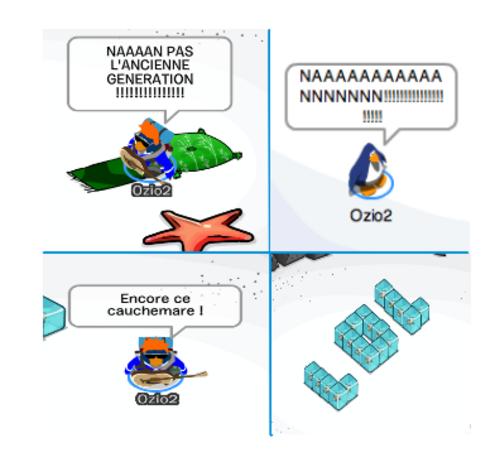 BONUS : Le cauchemar d'Ozio2 !