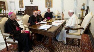 Crise des abus: le Pape indique une voie de sortie - VA