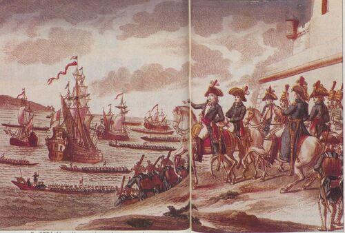 Le détroit du Pas-de-Calais