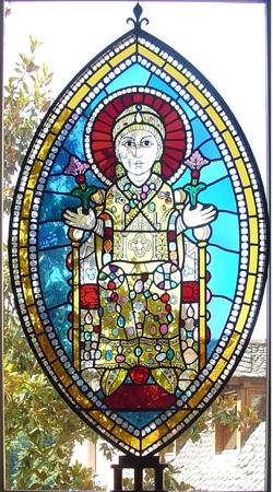 Sainte Foy à Conque