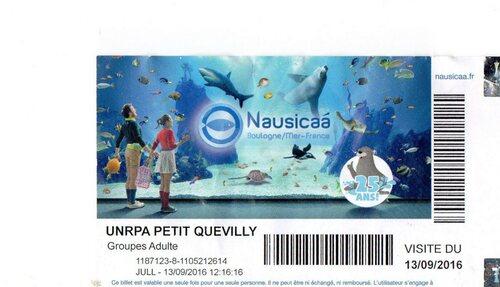 Le site Nausicaà a 25 ans !