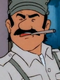 general tapioca Aventures de Tintin serie