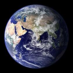 Terre radieuse
